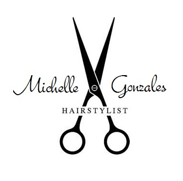 Hair Dresser Logo Made Up For Michelle